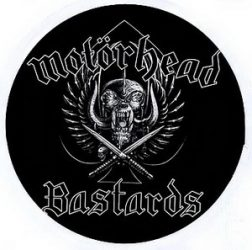 MOTORHEAD: Bastards (LP, picture disc, ltd. 1000 copies)
