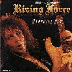 YNGWIE MALMSTEEN: Marching Out (CD)