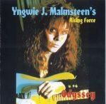 YNGWIE MALMSTEEN: Odyssey (CD)