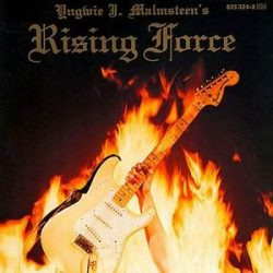YNGWIE MALMSTEEN: Rising Force (CD)