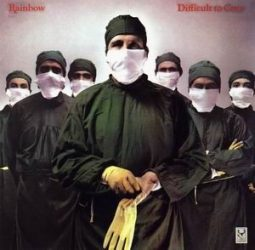 RAINBOW: Difficult To Cure (Remastered) (CD)