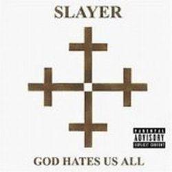SLAYER: God Hates Us All (CD)