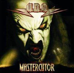 UDO: Mastercutor (CD)