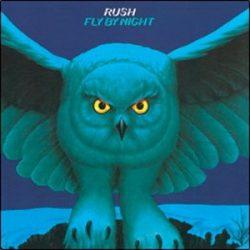 RUSH: Fly By Night (CD) (akciós!)