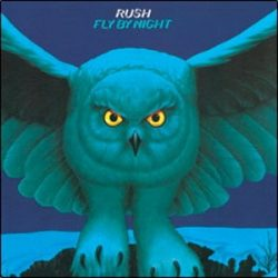 RUSH: Fly By Night (CD)