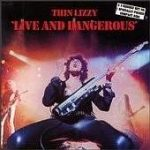 THIN LIZZY: Live And Dangerous (CD)