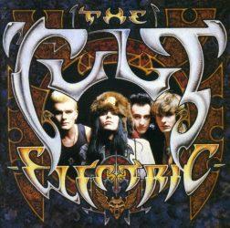 CULT: Electric (CD) (akciós!)