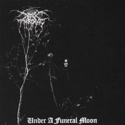 DARKTHRONE: Under A Funeral Moon (CD)