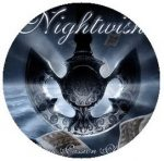 NIGHTWISH: Dark Passion Play (jelvény, 2,5 cm)