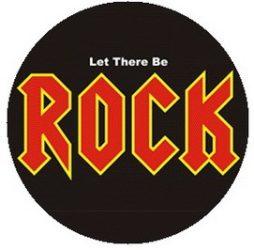 ROCK (jelvény, 2,5 cm)
