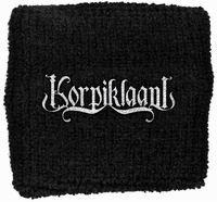 KORPIKLAANI: Logo (frottír csuklószorító)