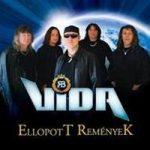 VIDA ROCK BAND: Ellopott remények (CD)