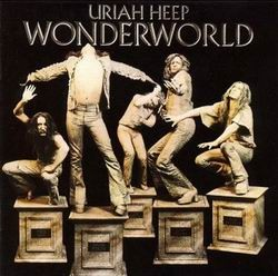 URIAH HEEP: Wonderworld (+6 bonus) (CD)