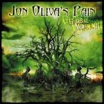 JON OLIVA'S PAIN: Global Warning (CD)