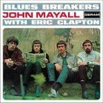 JOHN MAYALL B.B.: With Eric Clapton (+4 bonus, LP)