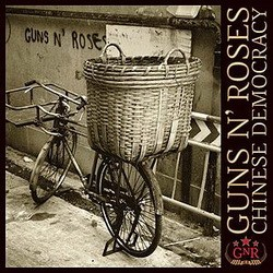 GUNS N' ROSES: Chinese Democracy (CD)
