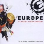 EUROPE: Almost Unplugged Live 2008 (CD) (akciós!)