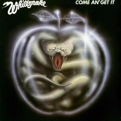 WHITESNAKE: Come An' Get It (+6 bonus, remastered) (CD)