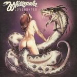 WHITESNAKE: Lovehunter (+4 bonus, remastered) (CD)