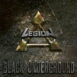 LEGION: Black Underground (CD)