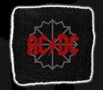 AC/DC: Black Ice Star (frottír csuklószorító)