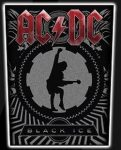 AC/DC: Black Ice (hátfelvarró / backpatch)