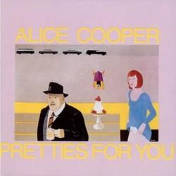 ALICE COOPER: Pretties For You (1970) (CD)