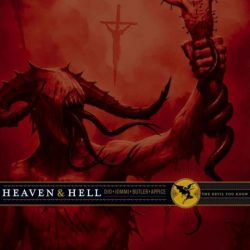 HEAVEN & HELL: The Devil You Know (CD)
