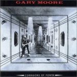 GARY MOORE: Corridors Of Power (CD, +3 bonus) (akciós!)