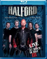 HALFORD: Resurrection World Tour (Blu-ray)