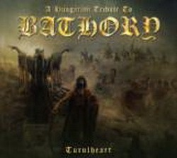 HUNGARIAN TRIBUTE TO BATHORY: Turulheart (CD, digipack) (akciós!)