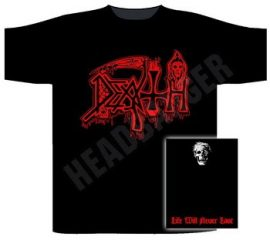 DEATH: Logo (Life Will) (póló)