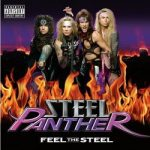STEEL PANTHER: Feel The Steel (CD)