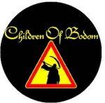 CHILDREN OF BODOM: Chaos (jelvény, 2,5 cm)