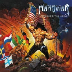 MANOWAR: Warriors Of The World (+2 bonus,enhanced) (CD)