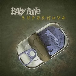 BABY BONE: Supernova (CD) (akciós!)