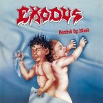 EXODUS: Bonded By Blood (original cover) (CD)