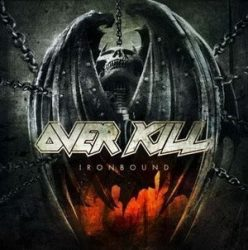 OVERKILL: Ironbound (CD)