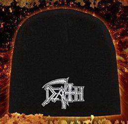 DEATH: Logo (kötött sapka)