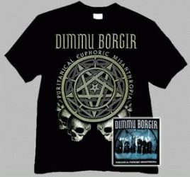 DIMMU BORGIR: Puritanical (póló)