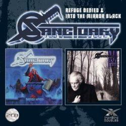 SANCTUARY: Refuge D./Into The M.(reissue)(2CD)