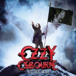 OZZY: Scream (CD)