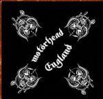 MOTORHEAD: Warpigs England (fejkendő, 55 x 55 cm)