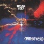 URIAH HEEP: Different World (+5 bonus) (CD)