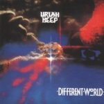 URIAH HEEP: Different World (+5 bonus) (CD) (akciós!)