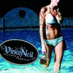 VINCE NEIL: Tattoos & Tequila (+1 bonus, digipack) (CD)