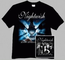 NIGHTWISH: Dark Passion Play (póló)