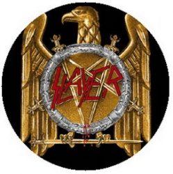 SLAYER: Eagle (jelvény, 2,5 cm)