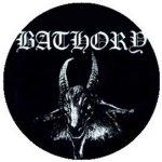 BATHORY: Bathory (jelvény, 2,5 cm)