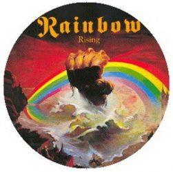 RAINBOW: Rising (jelvény, 2,5 cm)